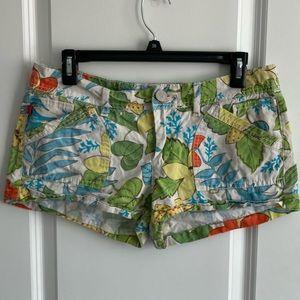 BONGO Floral shorts Junior size 9